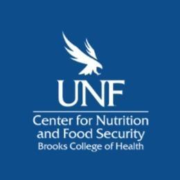 Center for Nutrition and Food Security logo for the Brooks College of Health