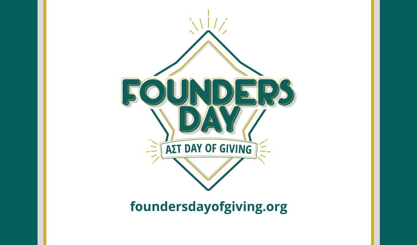 Founders Day of Giving Logo