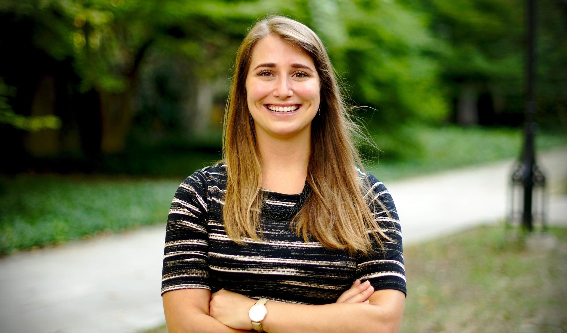 Karlyn J. Gorski, Department of Sociology | W. Allison Davis Research Award Recipient, 2020-2021
