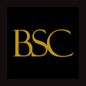 Bsc logo gld ltrs square