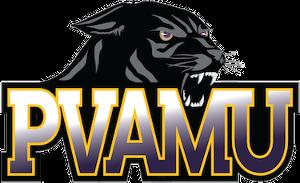 Prairie view a m university logo